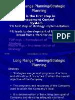 L21 Long Range Planning
