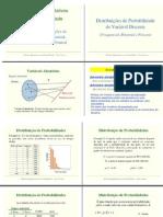 Aulas modelos de distribuição