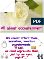 accouterment