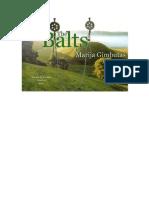 The Balts - Gimbutas