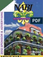 NABJ 2012 Sponsorship Guide