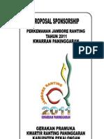 Proposal Sponsorship Jamran 2011