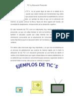 TIC´s y Educación Preescolar_ Cindy Esquivel González
