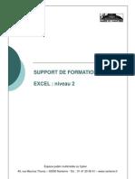 Excel Niveau2
