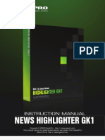 Help File News Highlighter g k 1
