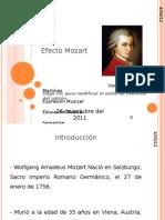 Diapos Del Efecto Mozart