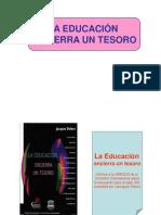 Informe Delors (presentacion)