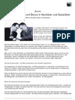 Zielvereinbarung und Bonus in Anwaltskanzleien und Sozietäten