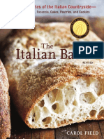 Recipes From the Italian Baker by Carol Field