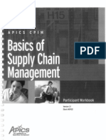 [MANUAL ENG] Basics of Supply Chain Management - APICS - Version 2.1 August 2001