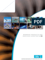 SBAC Members Products and Services Directory 2008