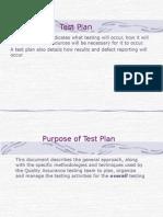 Test Plan Ppt