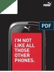 Manual Puma Phone