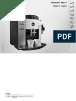 Download Manual Jura Impressa f9 f90 Espanol