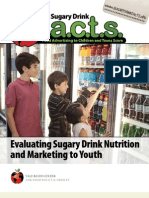 Sugary Drink Facts Report