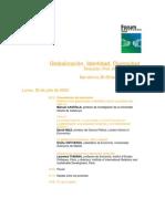 Castells Manuel - Globalizacion Identidad Divers Id Ad