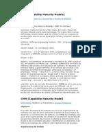 Calidad de Software - Metodologia