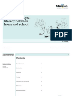 Connecting Digital Literacy Between Home and School