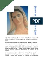 Mensajes de Maria