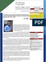 31-10-11 El Congreso No Aprueba Incrementos de Precios en Gasolina Cano Vélez