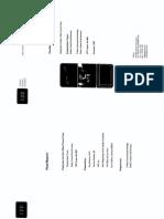Pedestrian Report