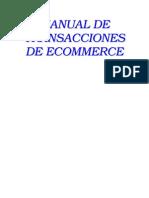 Manual de Transacciones E-Commerce