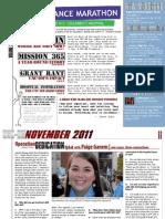 UNC-DM November 2011 Newsletter