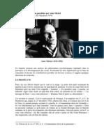 Aimé Michel - Les sectes
