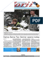 Torii U.S. Army Garrison Japan weekly newspaper, Feb. 4, 2010 edition