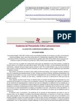 MARINI, Ruy Mauro. La Lucha Por La Democracia en America Latina