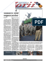 Torii U.S. Army Garrison Japan weekly newspaper, Feb. 18, 2010 edition