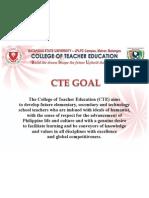 CTE Goal