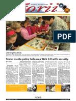 Torii U.S. Army Garrison Japan weekly newspaper, Mar. 4, 2010 edition