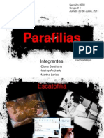 Parafilias 2