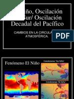 Presentación Fenomeno El Niño