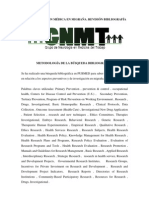 La Investigacion Medica en Migrana Busqueda Bibliografia
