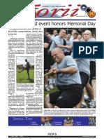 Torii U.S. Army Garrison Japan weekly newspaper, Jun. 3, 2010 edition
