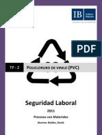 TP2 - Policloruro de Vinilo