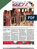 Torii U.S. Army Garrison Japan weekly newspaper, Aug. 12, 2010 edition