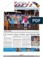 Torii U.S. Army Garrison Japan weekly newspaper, Aug. 19, 2010 edition
