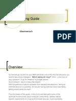 Laptop Buying Guide - PG