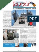 Torii U.S. Army Garrison Japan weekly newspaper, Sep.9, 2010 edition