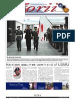 Torii U.S. Army Garrison Japan weekly newspaper, Oct. 14, 2010 edition