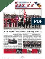 Torii U.S. Army Garrison Japan weekly newspaper, Oct. 28, 2010 edition
