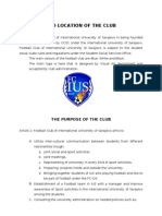 Rules and Regulations Example(1)