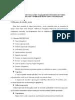 TCC - ESTRUTURA 3º módulo