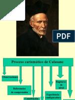 Proceso Carismático de Calasanz