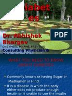 Abhishek Diabetes