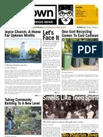 November 2011 Uptown Neighborhood News