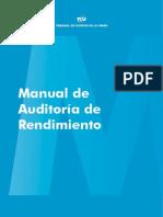 TCU - Manual de Auditoría de Naturaleza Operacional